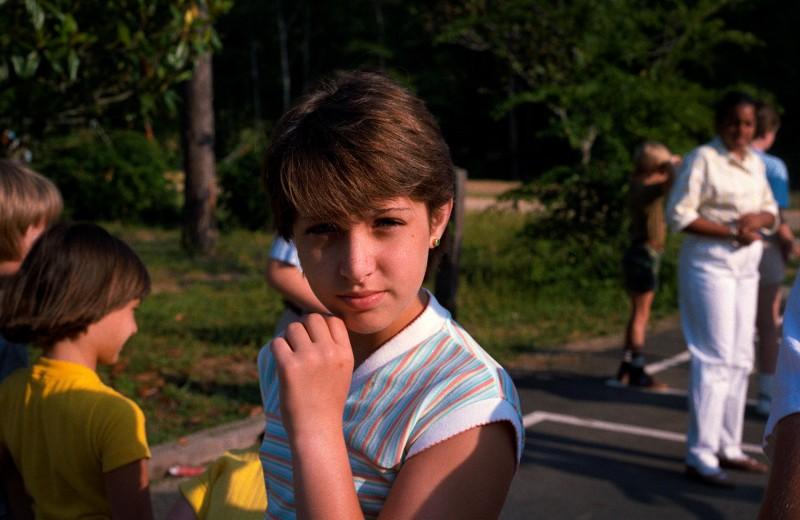 Sixth grade crush. Chapel Hill, NC 1985.
